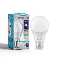 LED Leuchtmittel E27 10 Watt | A60 | 806 Lumen