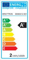 LED Leuchtmittel G9 | 2 Watt | 230V | 240 Lumen | warmweiß (3000 K)