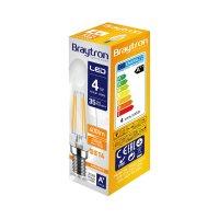 LED Leuchtmittel E14 Filament Kerze C35 4W   400 Lumen  ...