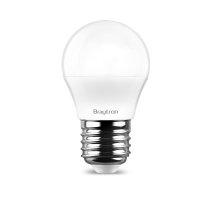 LED Leuchtmittel E27 5 Watt | Kugel G45 | 400 Lumen