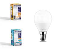 LED Leuchtmittel E14 Kugel P45 5 Watt matt | 400 Lumen