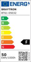 LED Flutlichtstrahler IP65 50 Watt kaltweiß (6400 K)