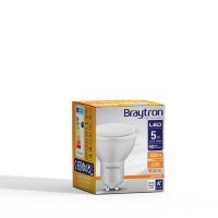 LED Leuchtmittel GU10 SMD 5W | 120° | 360 Lumen warmweiß (3000 K)