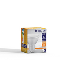 LED Leuchtmittel GU10 SMD 7W | 120° | 550 Lumen