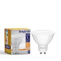 LED Leuchtmittel GU10 SMD 7W | 120° | 490 Lumen |...
