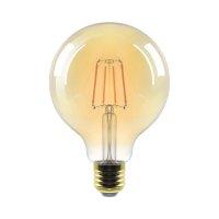LED Leuchtmittel Filament E27 Kugel Globe (G95, 95mm...