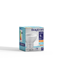 10er Sparpack | LED Leuchtmittel GU10 COB 5W | dimmbar | 38° | 350 Lumen
