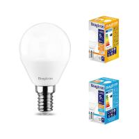 10er Sparpack | LED Leuchtmittel E14 Kugel P45 5 Watt...