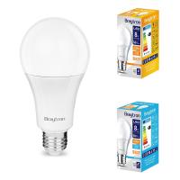 10er Sparpack | LED Leuchtmittel E27 8 Watt | A60 | 650...