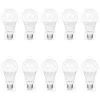 10er Sparpack | LED Leuchtmittel E27 8 Watt | A60 | 630...