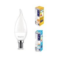 10er Sparpack | LED Leuchtmittel E14 Flamme C35T 5 Watt |...