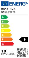 25er Sparpack | LED Tube G13 inkl. Starterbrücke (Ersatz für Leuchtstoffröhre T8) 18 Watt, 1800 Lumen, 120cm warmweiß (3000 K)