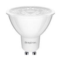 10er Sparpack   LED Leuchtmittel GU10 COB 7W   38°   550 Lumen
