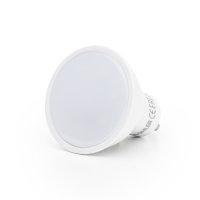 10er Sparpack   LED Leuchtmittel GU10 SMD 7W   120°   550 Lumen