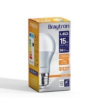 LED Leuchtmittel E27 15 Watt | A60 | 1350 Lumen