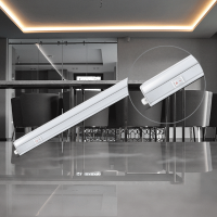 LED LEDLINE Leuchte 7 Watt, 543mm | 520 Lumen warmweiß (3000 K)