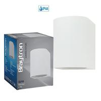 LED Wandleuchte RITA 1-flammig | weiß | GU10