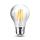 10er Sparpack   LED Leuchtmittel Filament E27 Standard (A60) 7 Watt   806 Lumen kaltweiß (6500 K)