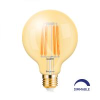 LED Leuchtmittel Filament E27 Kugel Globe DIMMBAR (G95,...