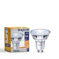 LED Leuchtmittel GU10 Glas 4,8 W | 350 Lumen |...