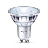 LED Leuchtmittel GU10 Glas 4,8 W | 360 Lumen kaltweiß (6500 K)