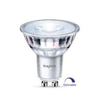 LED Leuchtmittel GU10 Glas 5,5 W | dimmbar | 360 Lumen