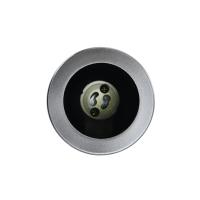 LED Wandleuchte RITA-S 2-flammig   Edelstahl   GU10