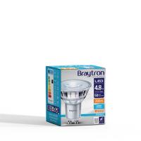 10er Sparpack LED Leuchtmittel GU10 Glas 4,8 W | 360 Lumen