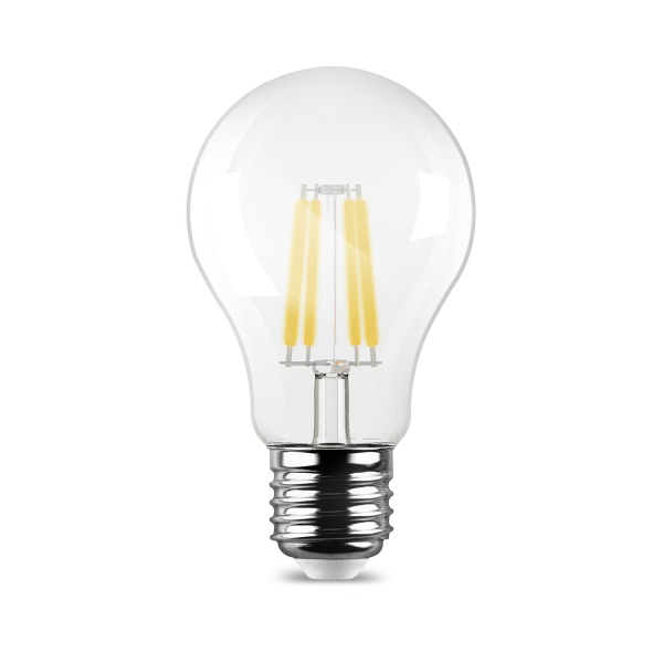 LED Leuchtmittel Filament E27 7 Watt | 806 Lumen kaltweiß (6500 K)