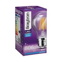 LED Leuchtmittel Filament E27 7 Watt | 806 Lumen...