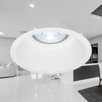 LED Einbaustrahler TETRA CF | rund | IP20 | weiß